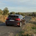 Ford Focus Vignale en carretera