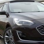 Ford Focus Vignale detalle faro