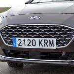 Ford Focus Vignale detalle calandra