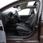 Ford Focus Vignale plazas delanteras