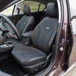 Ford Focus Vignale asientos