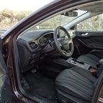 Ford Focus Vignale puesto conductor
