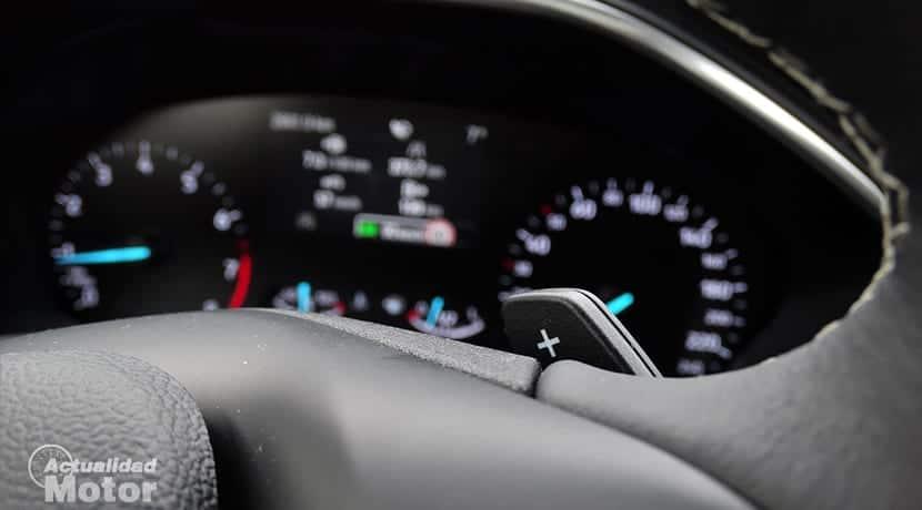 Leva cambio automático y cuadro instrumentos Ford Focus