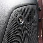 Ford Focus Vignale equipo de sonido