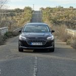 frontal Ford Focus Vignale