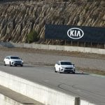 Prueba Kia ProCeed GT circuito Castellolí