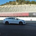 Prueba Kia ProCeed GT lateral