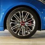 Prueba Kia ProCeed GT llantas