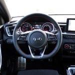 Prueba Kia ProCeed GT volante