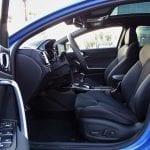 Prueba Kia ProCeed GT plazas delanteras