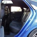 Prueba Kia ProCeed GT plazas traseras