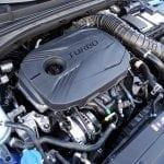 Prueba Kia ProCeed GT motor