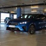 Prueba Kia ProCeed GT perfil delantero