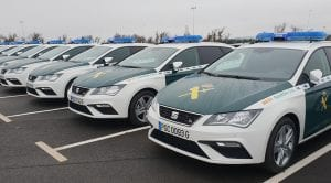 249 Seat León ST para Guardia Civil
