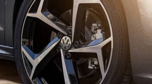 Teaser del Volkswagen Passat 2019