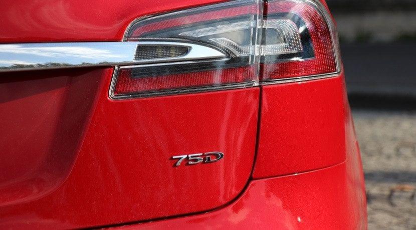 Tesla da un plazo para encargar los últimos 75 D