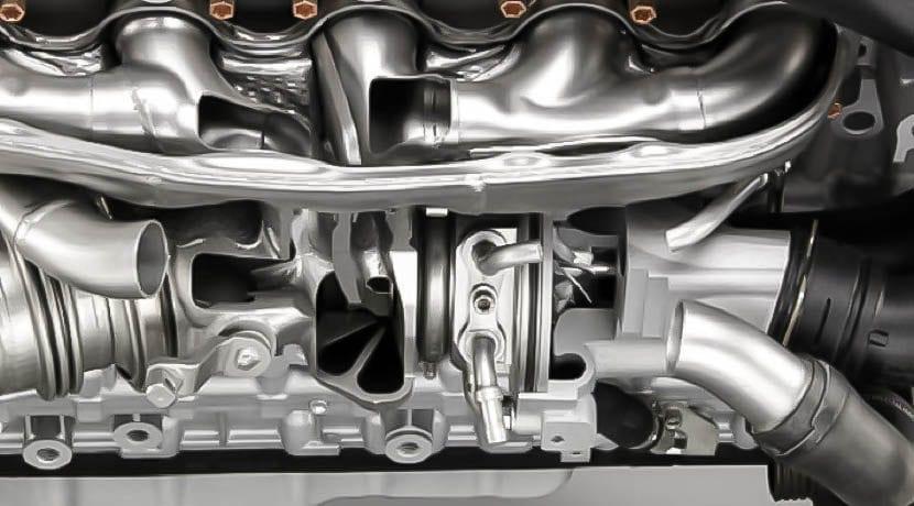 Motor con turbo, ventajas e inconvenientes