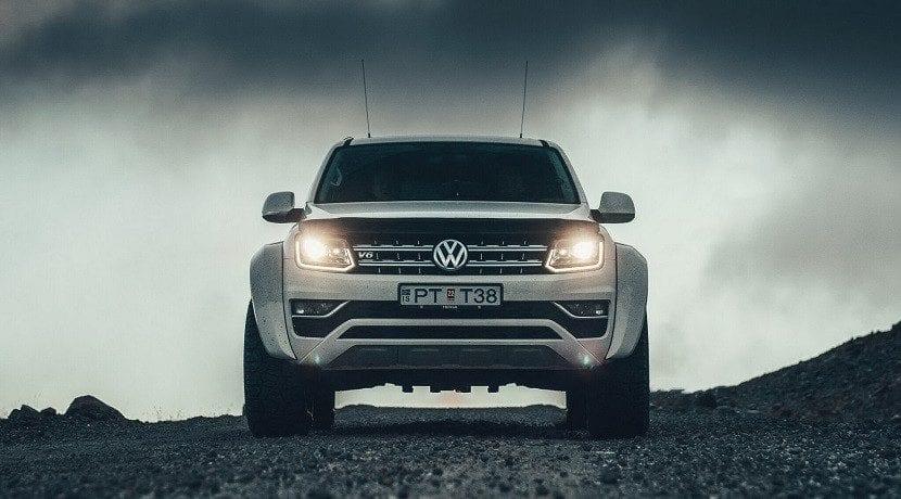 Volkswagen Amarok AT35
