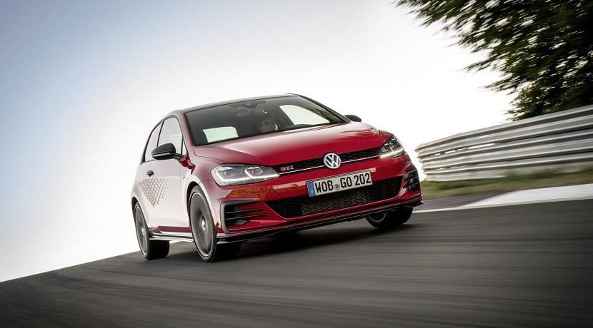 Volkswagen GTI TCR 2019