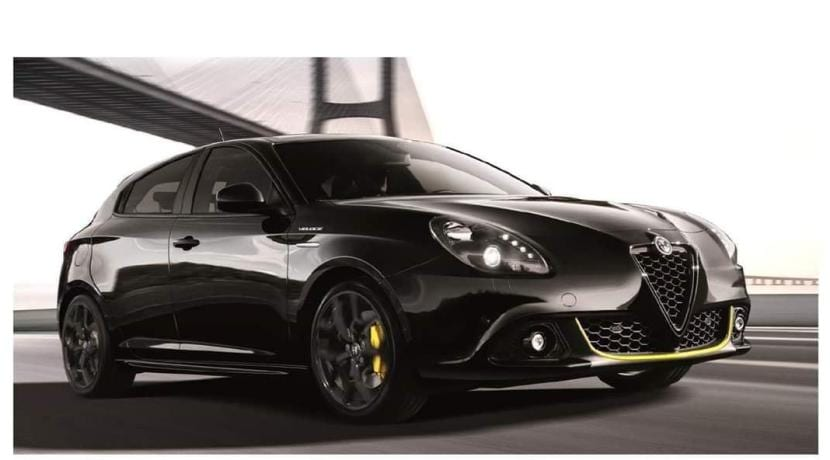 Alfa Romeo Giulietta Veloce frontal