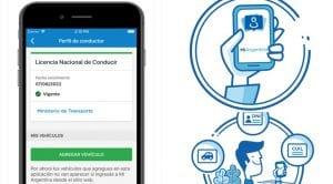 App Mi Argentina carnet de conducir