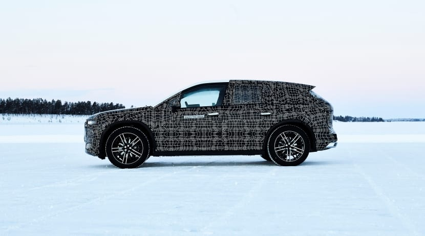 BMW iNEXT 2019 lateral