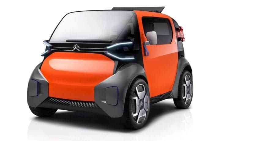 Citroën Ami One Concept 0