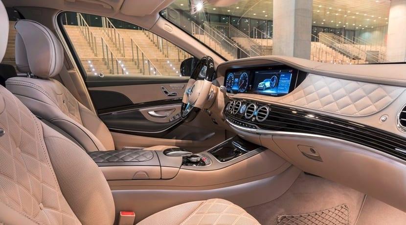 Mercedes Clase S Maybach Ficha Técnica Equipamientos Fotos Y Precios