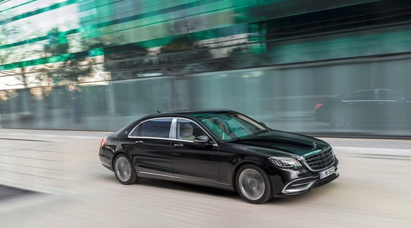 Ficha Mercedes Clase S Maybach