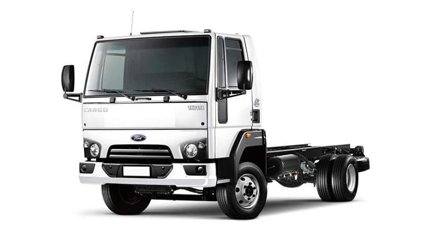 Ford Cargo Brasil