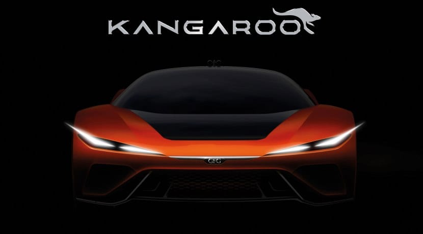 GFG Style SUV Kangaroo