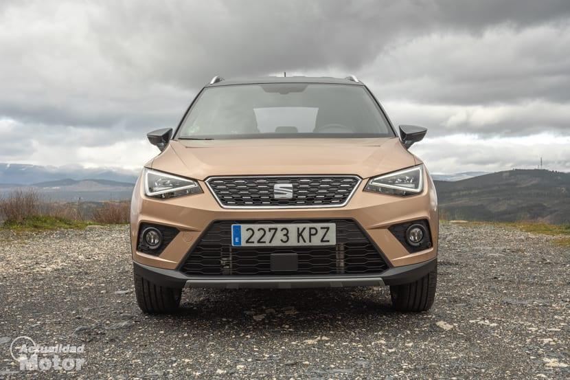 Prueba SEAT Arona 1.6 TDI 115 CV Xcellence Edition