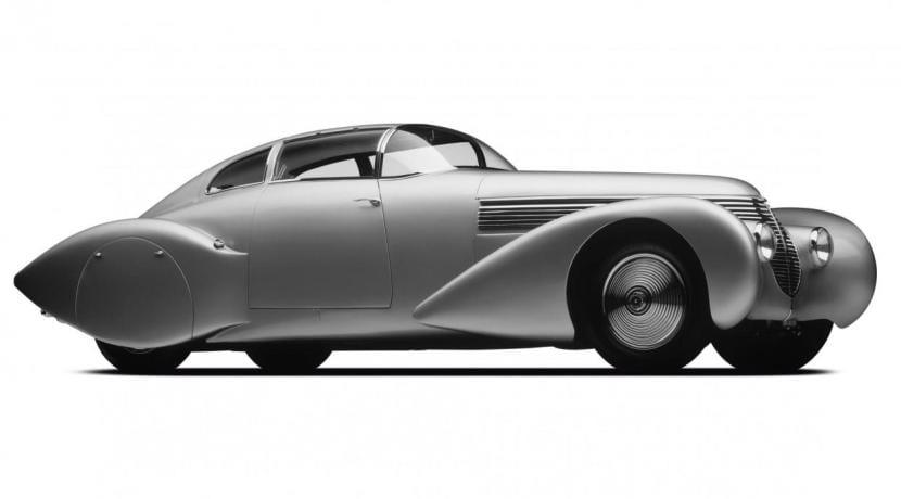Hispano Suiza Dubonnet Xenia 1938