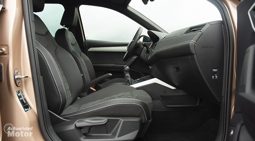 Asientos delanteros SEAT Arona