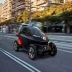 Seat Minimó Concept Carsharing