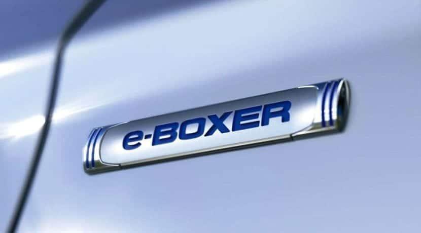 Subaru e-Boxer