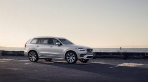 Volvo XC90 Salón de Ginebra 2019