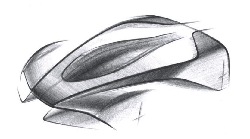 Aston Martin muestra su primera imagen del Proyect 003