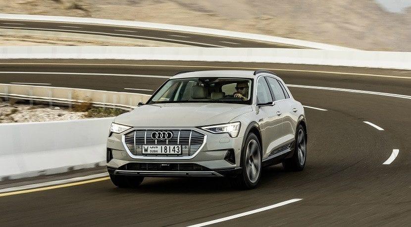 Audi e-Tron finalista al mejor coche del mundo en los World Car Awards 2019