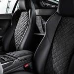 Audi R8 V10 Decennium asientos