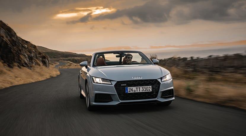 Audi TT 20 Years edición limitada