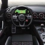 Audi TT RS puesto conducción