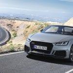 Audi TT RS Roadster delantera