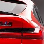 Detalle BMW X4 M