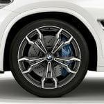 Frenos perforados BMW X4 M