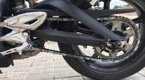 Cadena de moto