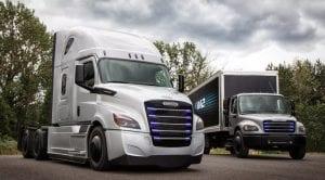 Reducción de emisiones europea para camiones 30% para 2030