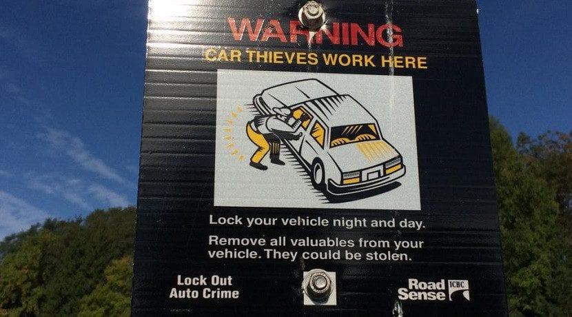 Comprobar si un coche es robado