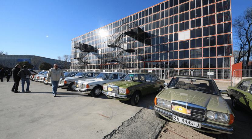 ClassicAuto 2019 exposición de coches clásicos