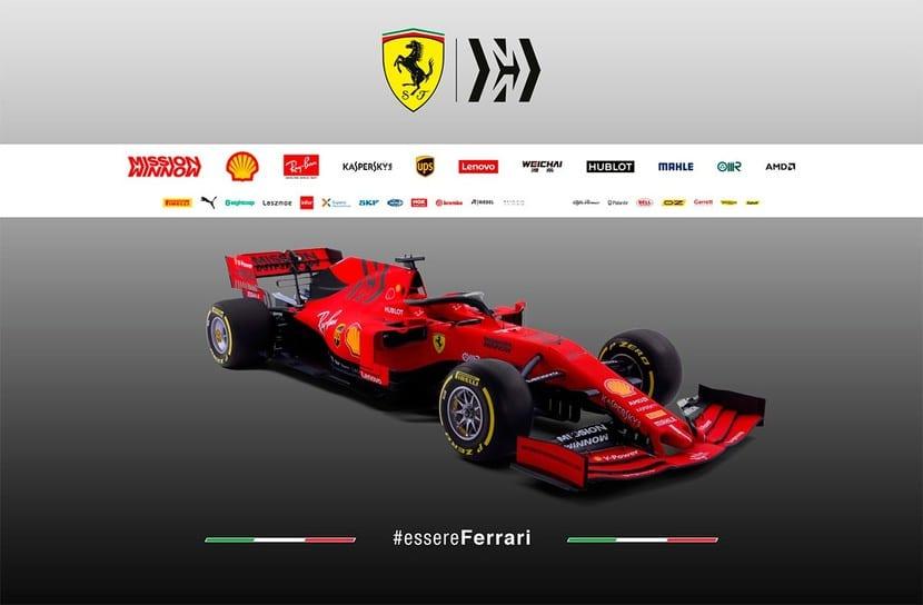 Portada del Ferrari SF90